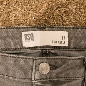 RSQ Jeans - Juniors green jeans 🔥